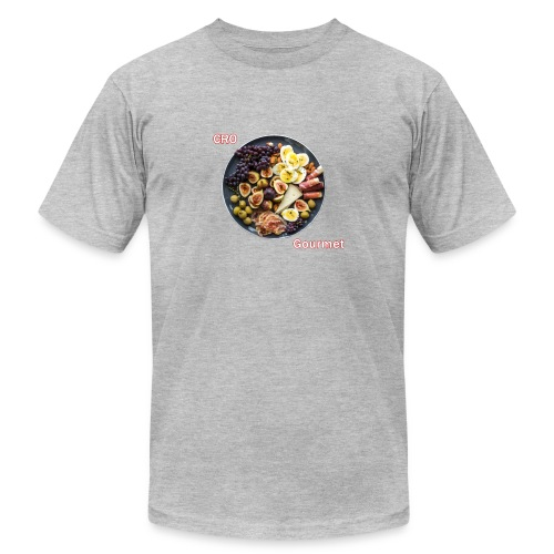 Croatian Gourmet - Men's  Jersey T-Shirt