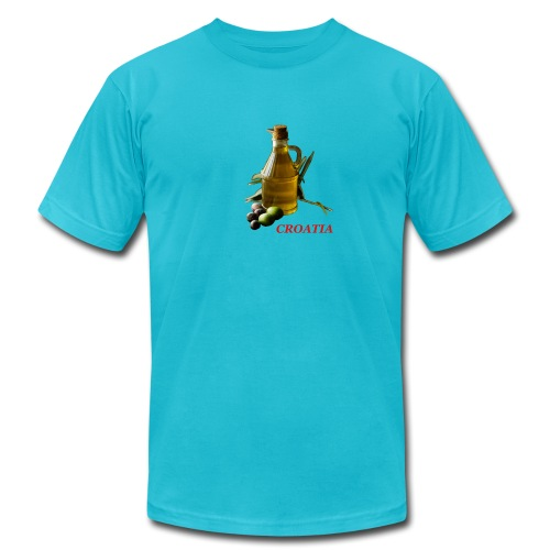 Croatian Gourmet 2 - Men's  Jersey T-Shirt