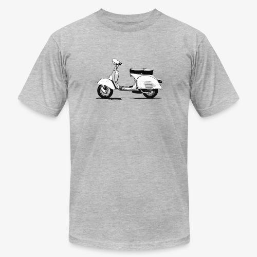 vespa - Unisex Jersey T-Shirt by Bella + Canvas