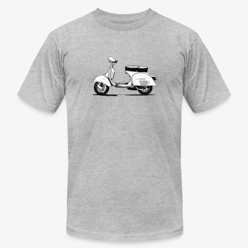 vespa - Unisex Jersey T-Shirt by Bella + Canvas