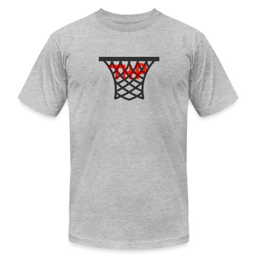 Hoop logo - Men's  Jersey T-Shirt