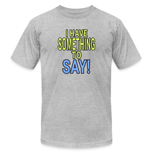 Dave The Cat Big Word tee! STS! - Men's  Jersey T-Shirt