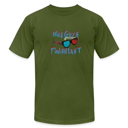 ng3d template - Unisex Jersey T-Shirt by Bella + Canvas
