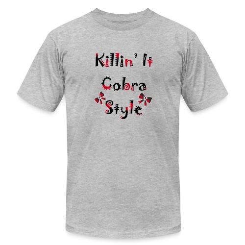 Killin' It Cobra - Men's Jersey T-Shirt