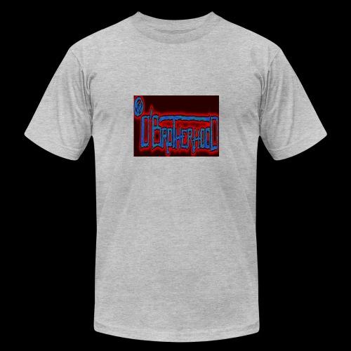 The D'BroTHerHooD Logo - Unisex Jersey T-Shirt by Bella + Canvas
