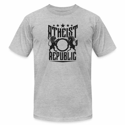 Atheist Republic Starz - Unisex Jersey T-Shirt by Bella + Canvas