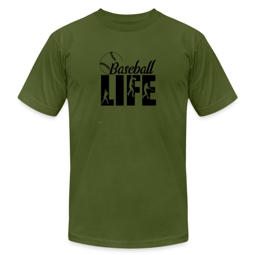 Baseball life - Men's Jersey T-Shirt