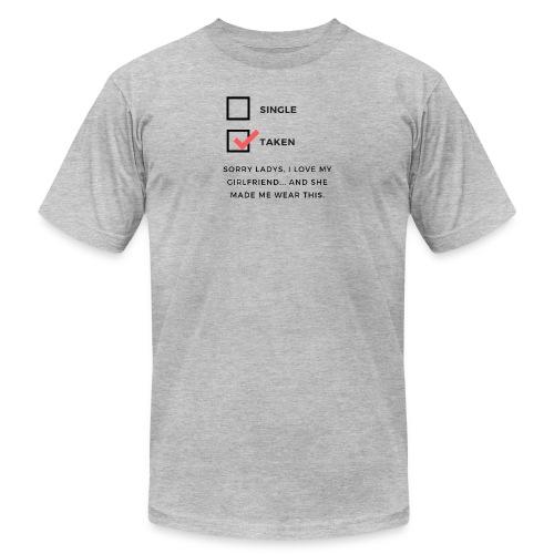 Taken1 - Men's  Jersey T-Shirt