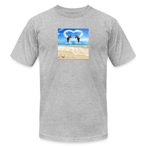 Dolphins - Men's  Jersey T-Shirt