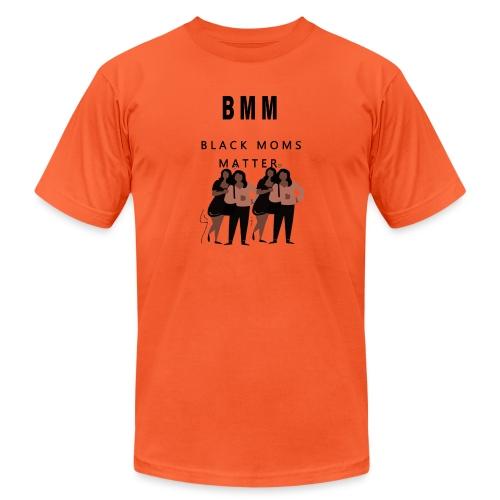 BMM 2 brown - Unisex Jersey T-Shirt by Bella + Canvas