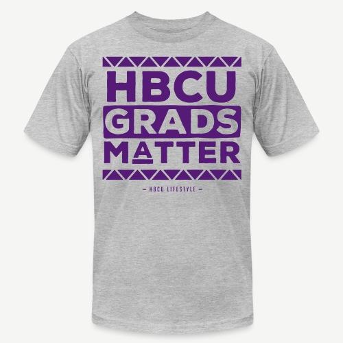 HBCU Grads Matter - Unisex Jersey T-Shirt by Bella + Canvas