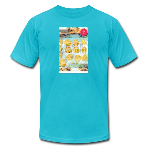 Best seller bake sale! - Unisex Jersey T-Shirt by Bella + Canvas