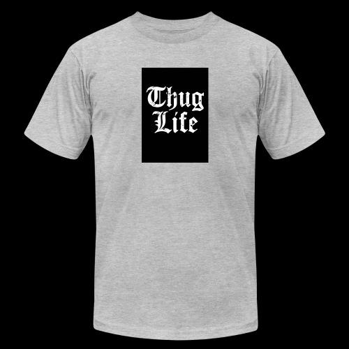thug life - Men's  Jersey T-Shirt