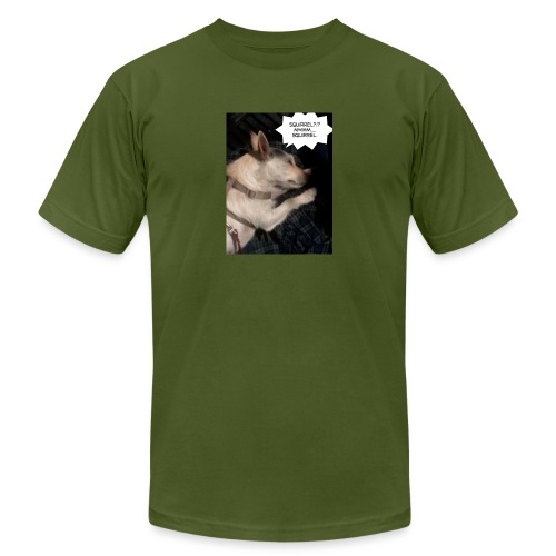 Dreaming of squirrel - Men's Jersey T-Shirt