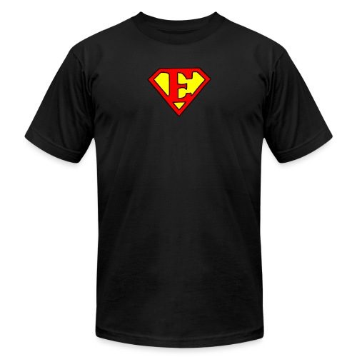 super E - Unisex Jersey T-Shirt by Bella + Canvas