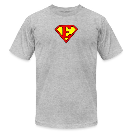 super E - Unisex Jersey T-Shirt by Bella + Canvas