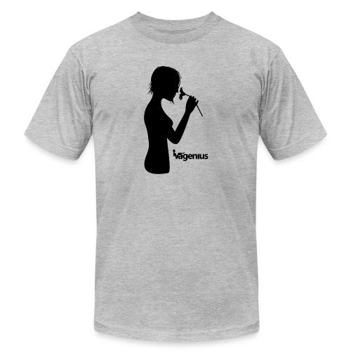 flower girl - Unisex Jersey T-Shirt by Bella + Canvas