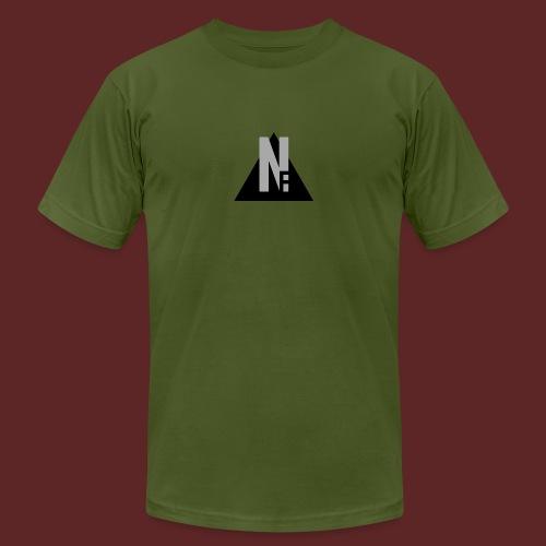 Basic NF Logo - Unisex Jersey T-Shirt by Bella + Canvas
