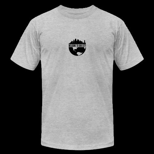 WTOC Logo Black - Men's  Jersey T-Shirt