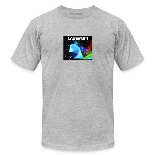 LASERIUM Laser spiral - Unisex Jersey T-Shirt by Bella + Canvas