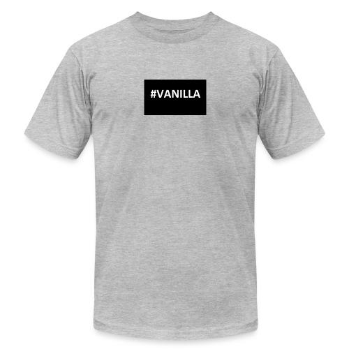 Vanilla - Unisex Jersey T-Shirt by Bella + Canvas