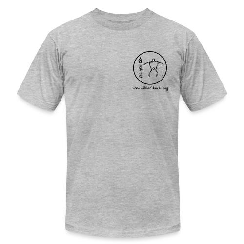 Aikido Hawaii Logo Shirt - Unisex Jersey T-Shirt by Bella + Canvas