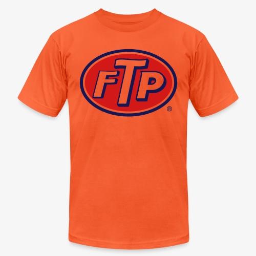 ftp - Unisex Jersey T-Shirt by Bella + Canvas