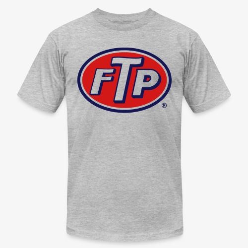 ftp - Unisex Jersey T-Shirt by Bella + Canvas