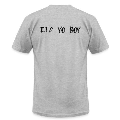 yo boy - Men's  Jersey T-Shirt