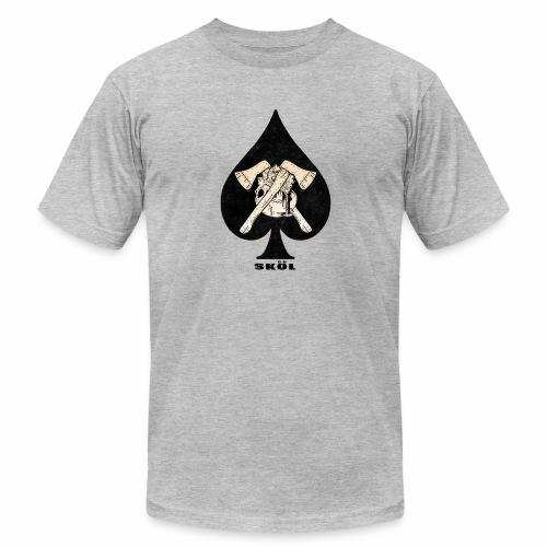 SKOL CT - Unisex Jersey T-Shirt by Bella + Canvas