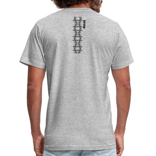 bulgebullpsych - Unisex Jersey T-Shirt by Bella + Canvas