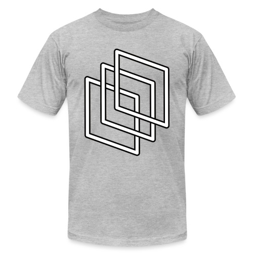 Scholar-white - Unisex Jersey T-Shirt by Bella + Canvas