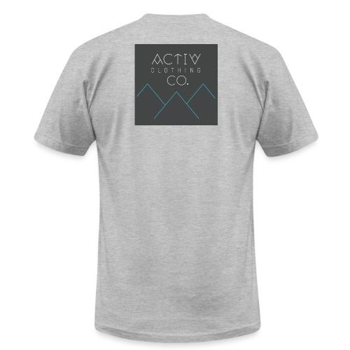 Activ Clothing - Unisex Jersey T-Shirt by Bella + Canvas