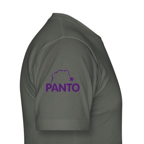 panto stencil smallest - Unisex Jersey T-Shirt by Bella + Canvas