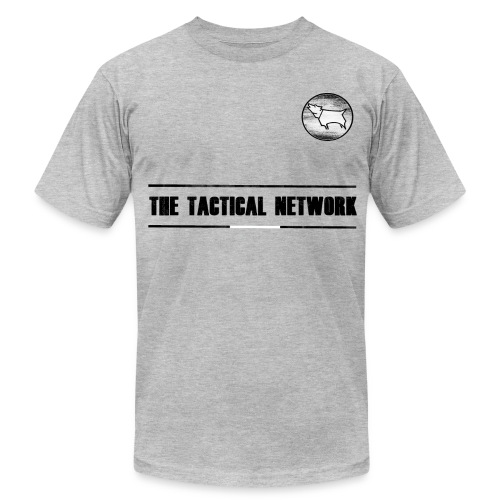The Tactical Network - Away Kit - Men's Fine Jersey T-Shirt