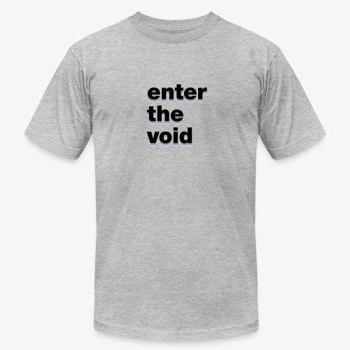 void - Men's Fine Jersey T-Shirt