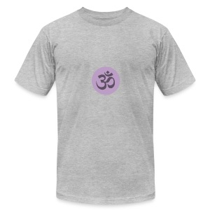 om - Men's T-Shirt by American Apparel