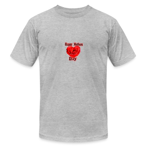 mothers day roses 2018 - Men's Fine Jersey T-Shirt