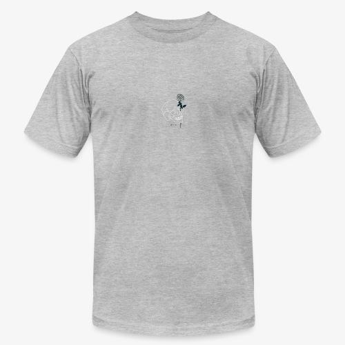 Dead Student Logo - Men's Fine Jersey T-Shirt