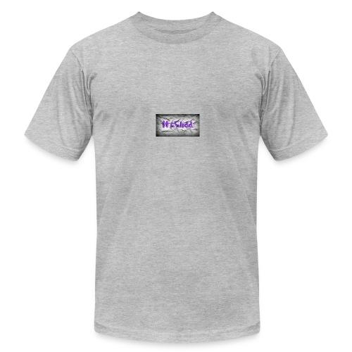 to much slidd - Men's Fine Jersey T-Shirt