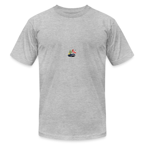 wicf - Men's Fine Jersey T-Shirt