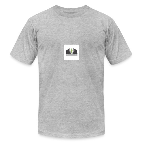 The Logo - Men's Fine Jersey T-Shirt