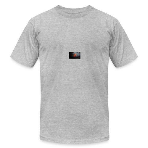 Flash Logo - Men's  Jersey T-Shirt