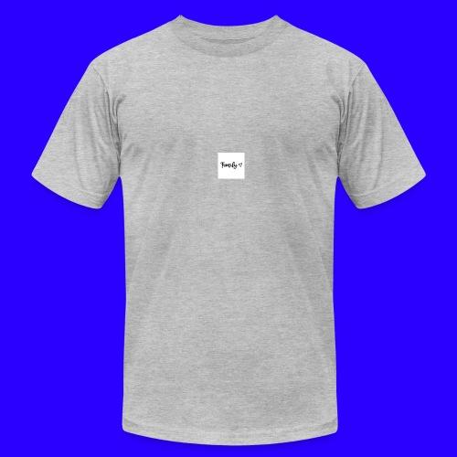 family - Men's Fine Jersey T-Shirt