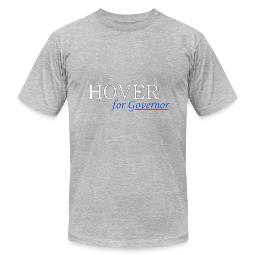 Governor - Men's Fine Jersey T-Shirt