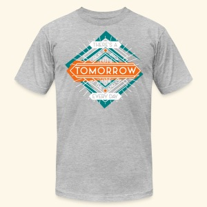 Carousel's Promise - Men's T-Shirt by American Apparel