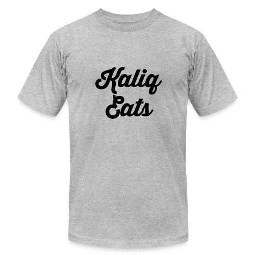 Kaliq Eats - Men's  Jersey T-Shirt