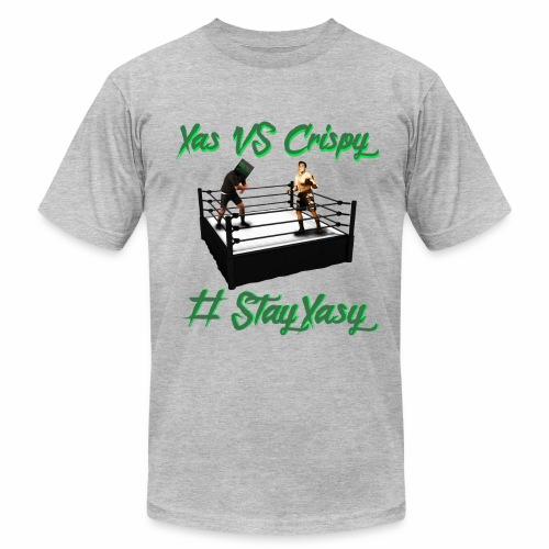 #StayXasy - Men's Fine Jersey T-Shirt