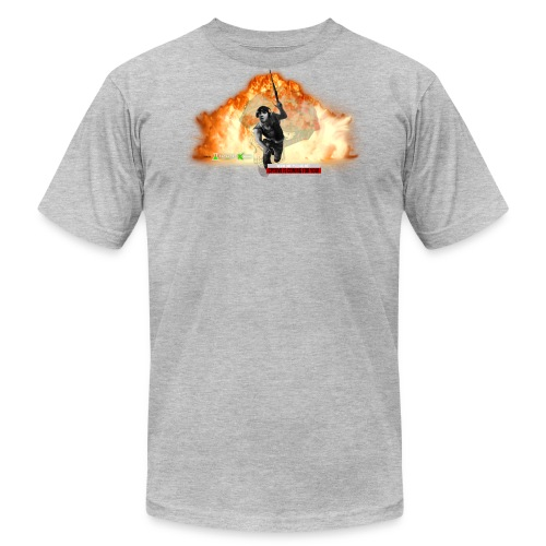 CptFive - Squad OUT - Men's Fine Jersey T-Shirt