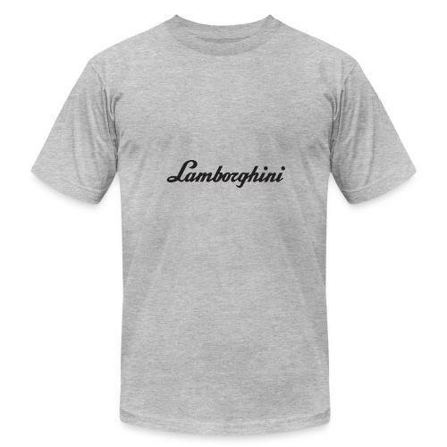 Lamborghini - Men's Fine Jersey T-Shirt